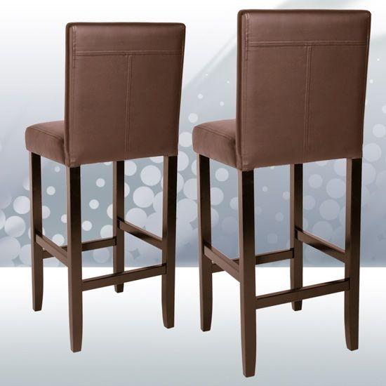 6x barkrukken bruin. Black Bedroom Furniture Sets. Home Design Ideas